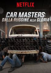 Car Masters: dalla ruggine alla gloria