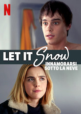 Let it snow: Innamorarsi sotto la neve