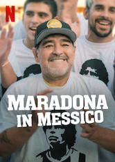 Maradona in Messico