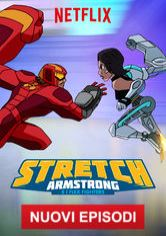 Stretch Armstrong e i Flex Fighters
